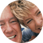 Retirement aged couple who invest with Biblical values