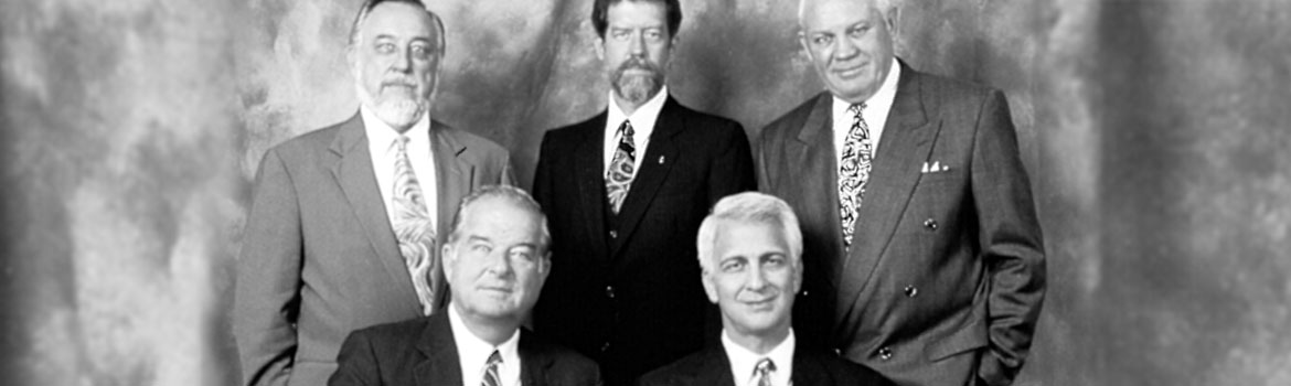 founding board members who embraced biblical principles